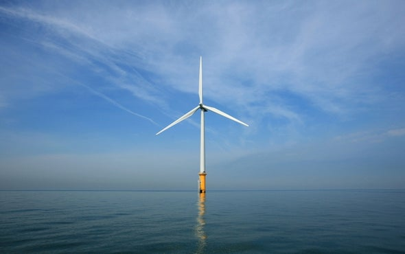Offshore Wind Arrives in U.S. Waters