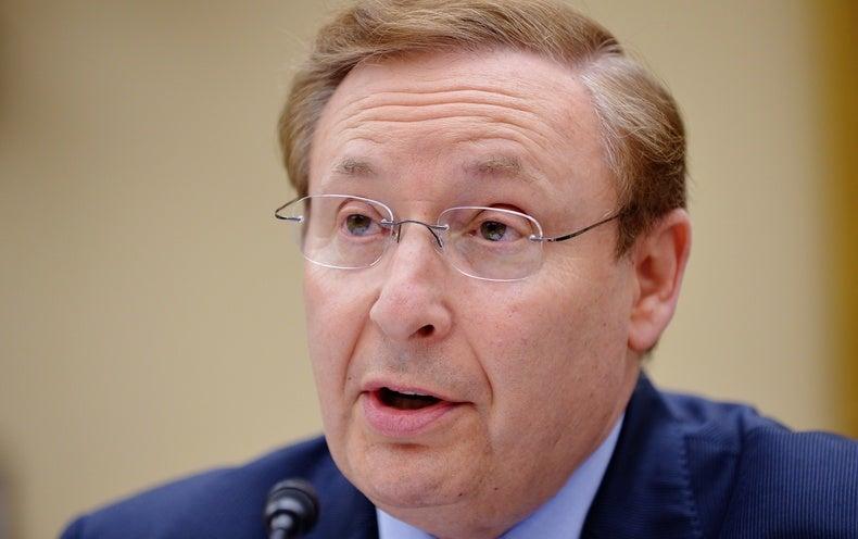 barry meyers, nominee to head NOAA