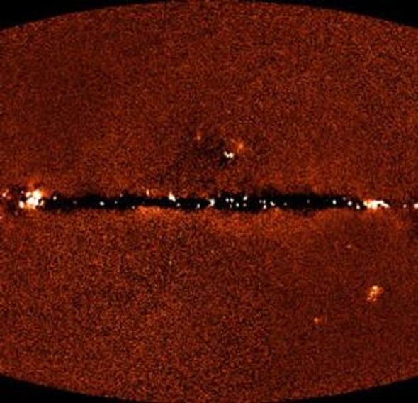 Background Radiation: Glow in the Dark