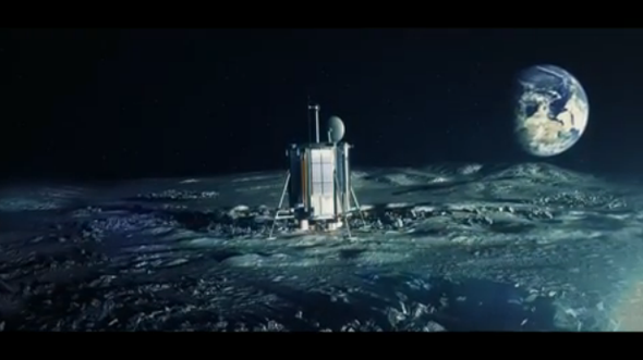 Crowdfunded Moon Mission Is Serious about Science [Video]