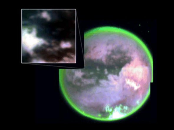 Titan's Close-Up