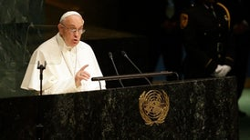"Pope Says Science Can Solve ""Serious Problems Besetting Mankind"""