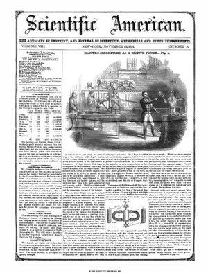 November 15, 1851