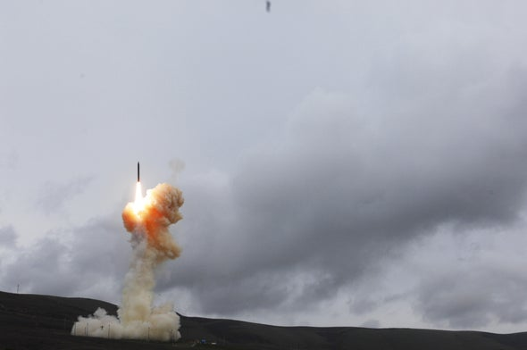 Key Missile Defense Installation Will be Uninhabitable in Less Than 20 Years