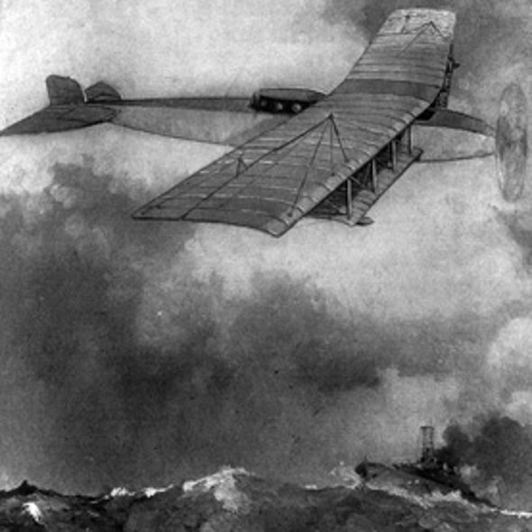 Civilian Airplanes, 1914 [Slide Show]
