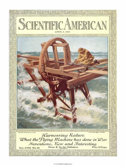 Scientific American Volume 108, Issue 14