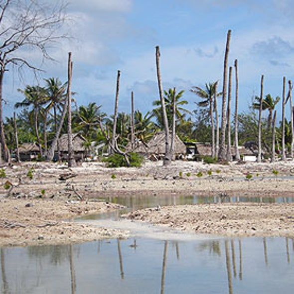 Climate Change Damage to Poor Countries Goes Far Beyond Money