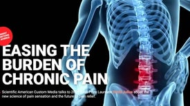 Interactive: Easing the Burden of Chronic Pain
