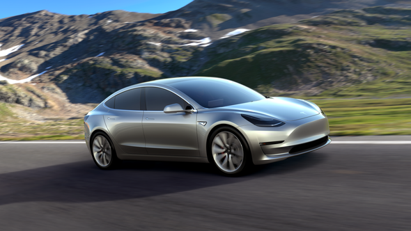 Tesla Releases Its Electric Car for the Masses