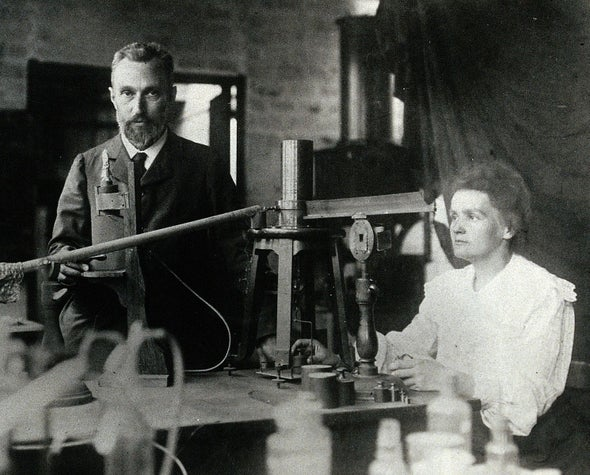 Are the Nobel Prizes Missing Female Scientists?