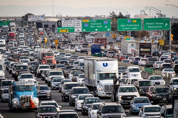 Several States, Environmental Groups Vow to Sue Over Car Pollution Rollback
