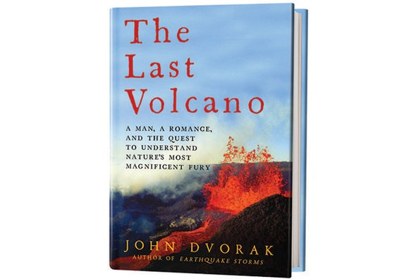 Book Review: The Last Volcano