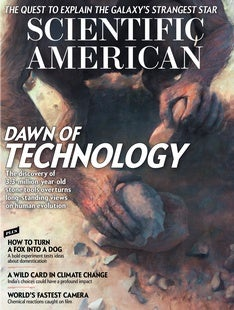 Scientific American Volume 316, Issue 5