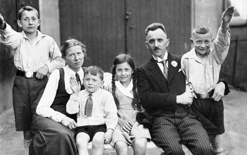 Harsh Nazi Parenting Guidelines May Still Affect German Children of Today