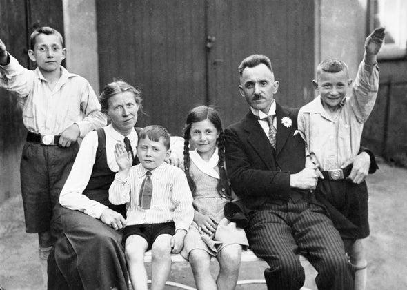 Les directives nazies sévères sur la parentalité peuvent toujours affecter les enfants allemands d'aujourd'hui