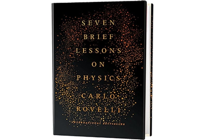 Book Review: <i>Seven Brief Lessons on Physics</i>