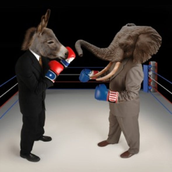 The Neuroscience of the Debt Debate, or Why Cooperation Takes a Backseat to Mistrust