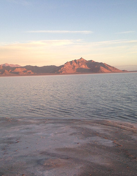 The Race to Save the Bonneville Salt Flats from a Slushy Demise [Slide Show]
