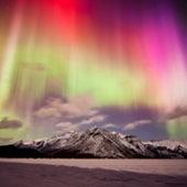 A DANCING RAINBOW AT NIGHT: