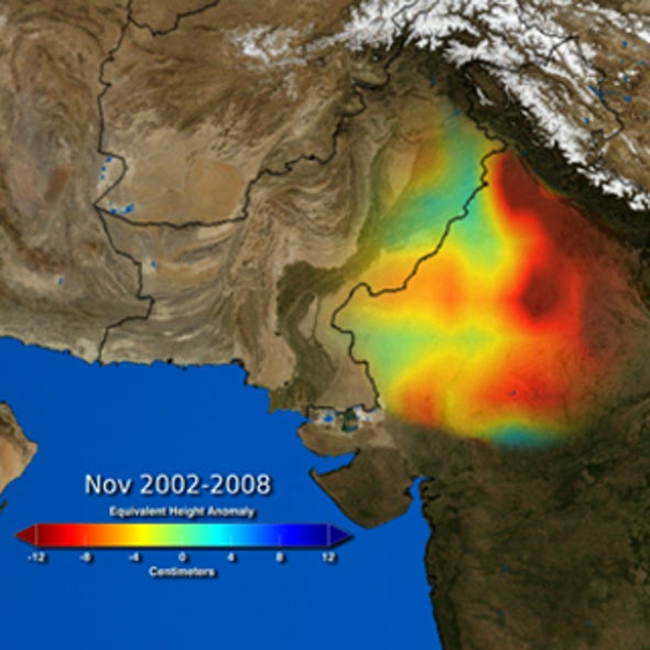 Is Northwestern India's Breadbasket Running Out of Water?