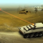 ARMY CONCEPT FIELD LASER