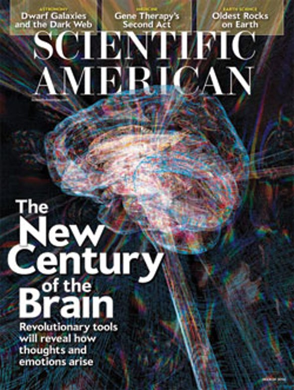 """Readers Respond to """"The New Century of the Brain"""""""