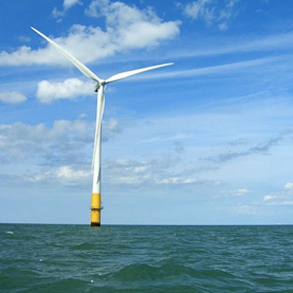 Offshore Wind Turbines Keep Growing in Size