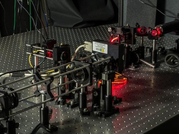 Particle Measurement Sidesteps the Uncertainty Principle