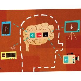 How Far Away Is Mind-Machine Integration?