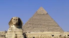 Physics Phenomenon Reveals a Pyramid's Mystery