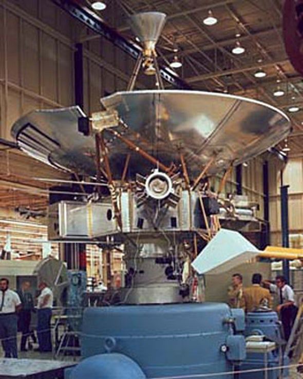 Scientists reconstruct the Pioneer spacecraft anomaly