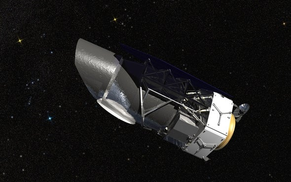 NASA's Dark-Energy Probe Faces Cost Crisis