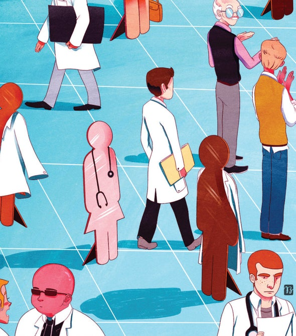Racism and Sexism in Science Haven't Disappeared