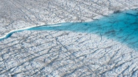 Greenland Is Melting at Some of the Fastest Rates in 12,000 Years