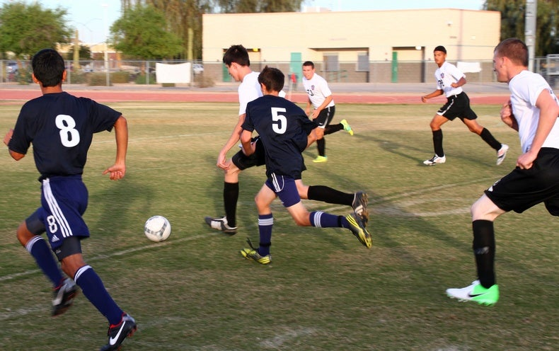 U.S. High School Soccer Concussions on the Rise