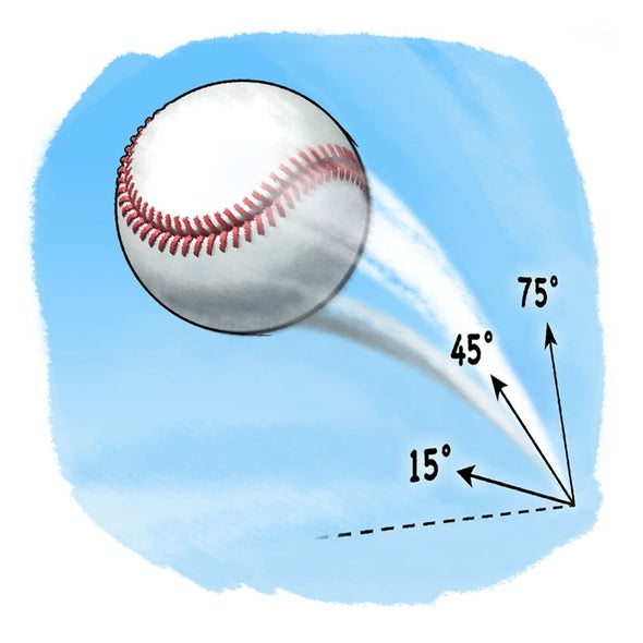 The Physics of Baseball: How Far Can You Throw?