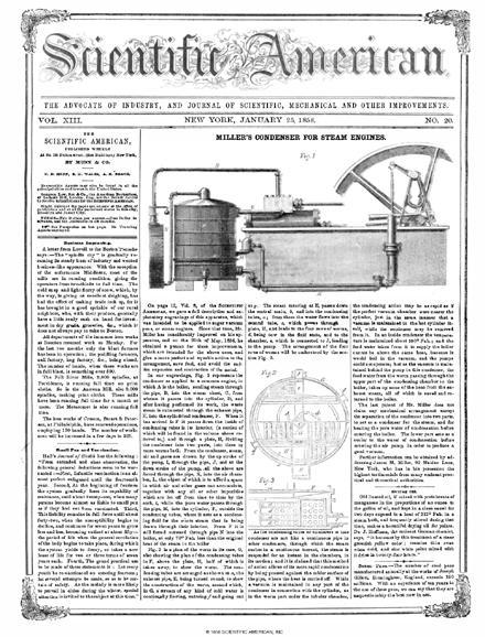 January 23, 1858