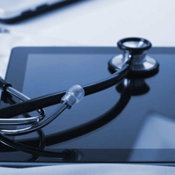 Why Can't You Take Your Medical Data on Holiday?