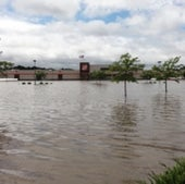 FLOODED LOT: