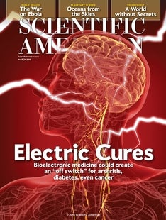Scientific American Volume 312, Issue 3