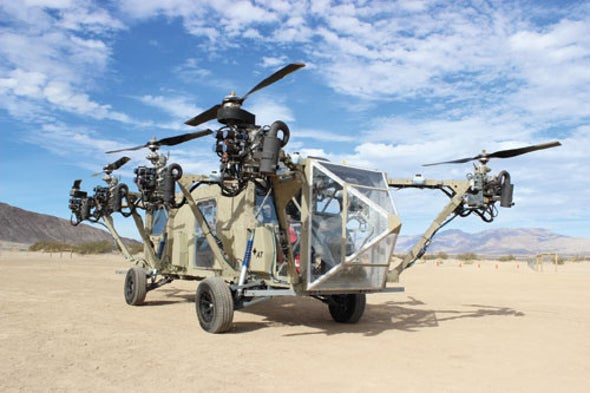 The Army's Flying Car Could Take Off This Year