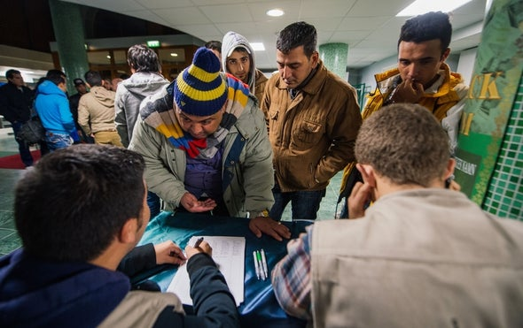 Refugees Struggle with Mental Health Problems Caused by War and Upheaval
