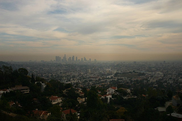 Air Pollution and Extreme Weather Combine to Kill