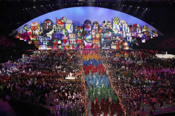 Olympics Ceremony Shines Spotlight on Climate Change