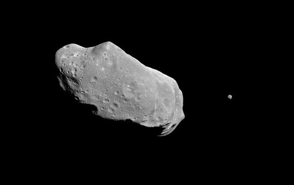 Asteroid Battle: Tech Entrepreneur Doubles Down on Critique of NASA Mission
