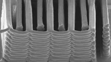 Pin-Size Battery Printed in 3-D