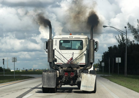 California Passes Historic Clean Truck Rule