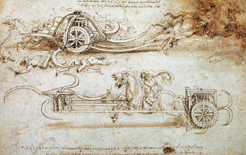 Da Vinci's Genius, Oliver Sacks on Consciousness and Other New Science Books