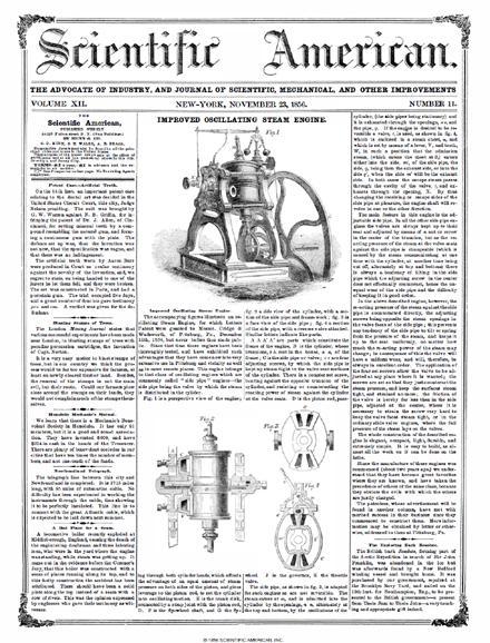 November 23, 1856