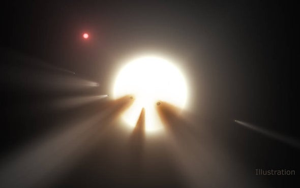 """Tabby's Star"" Keeps Getting Stranger"